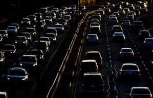 gardiner-traffic