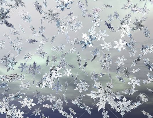 8114507-digital-visualization-of-falling-snowflakes-stock-photo-snowflakes-snowflake-snowing
