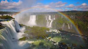 Iguazu+Falls+with+Rainbow